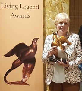 Living Legend Award 2019